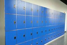 学校储物柜应用采虹锁具案例