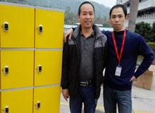 【柜子厂家】和采虹科技合作多年,产品信得过