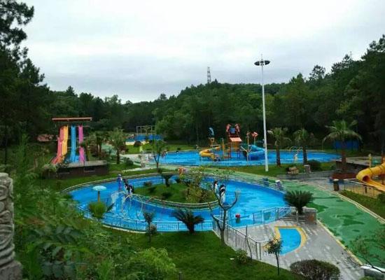 湖南永州加勒比欢乐水世界