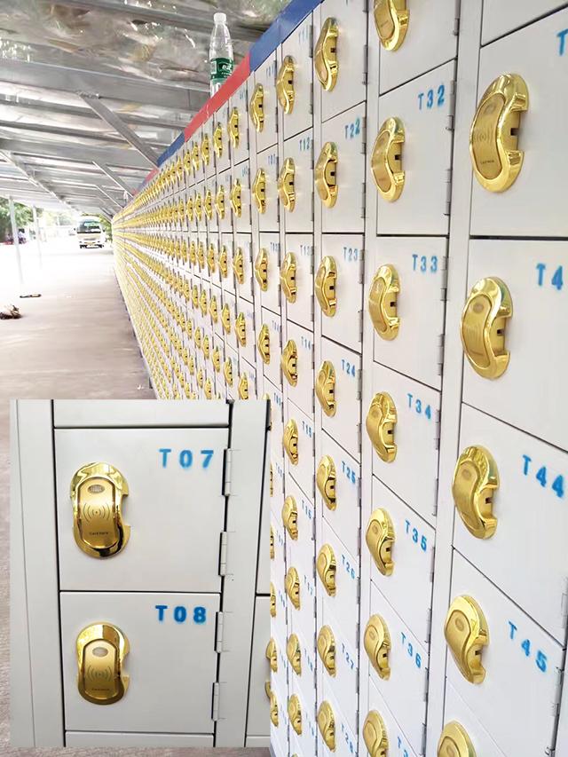 采购手机寄存柜桑拿锁 更多客户选择采虹科技